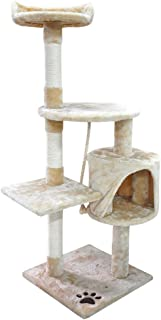 Pawz Cat Tree Scratching Post Scratcher Furniture Condo Tower House Trees 115CM
