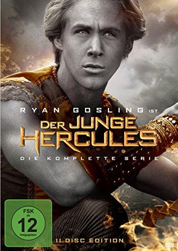Der junge Hercules - Die komplette Serie (11 Discs)