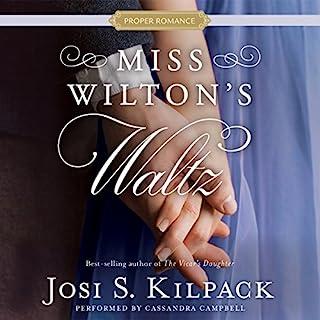 Miss Wilton's Waltz audiobook cover art