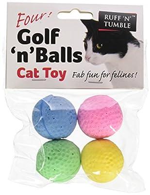 Ruff N Tumble Golf 'n' Balls, 4 Pieces