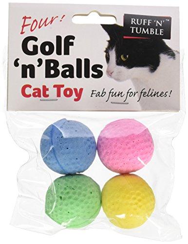 Ruff 'N' Tumble Golf 'n' Balls, 4 Pieces