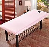 Beiswin Bürsten Beauty Bed Trampolin Decke Beauty Salon Matratze Staubschutz Bett Massage Bettdecke...