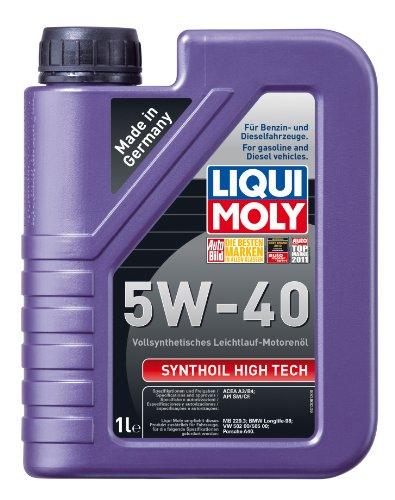 LIQUI MOLY 1306 Synthöl High Tech Motoröl 5 W-40 1 L