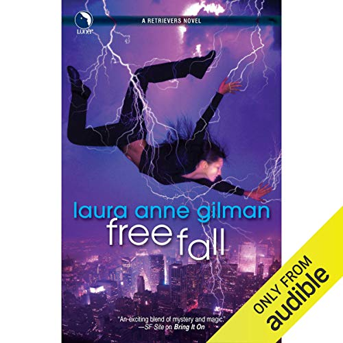 Free Fall Audiobook By Laura Anne Gilman cover art