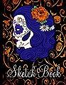 Sketch Book: Halloween Sketchbook for Girls & Teens | Gift idea for Halloween.