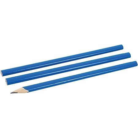Pack of 12 Amtech H2100 Carpenters Pencils Set Bilder Wood Working UK New