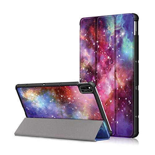 XITODA Funda para Huawei MatePad 10.4 / Honor V6 10.4, de piel sintética Smart Case Stand Cover para Huawei MatePad (BAH3-AL00, BAH3-W09, BAH3-L09)/Honor V6 (KRJ-W09, KRJ-AN00) Tablet Galassia