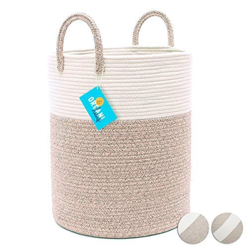 "Handy Home and Garden 16/"" Inch Flat Natural Jute Hanging Basket Liner 40cm"