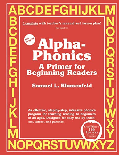 Compare Textbook Prices for Alpha-Phonics: A Primer for Beginning Readers Blumenfeld Books  ISBN 9798563294189 by Blumenfeld, Samuel  L