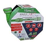 Idroeasy Magic Soft, Il Tubo Estensibile da Giardino Che Si estende Fino a 2,5 Volte la Su...