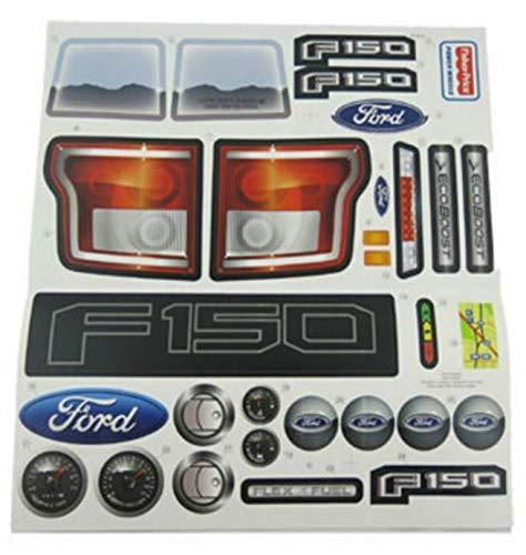 Pоwеr Whееls Cdf53 Fіshеr Prіcе Ford F150 Label...