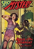Spicy Mystery Stories: July 1941