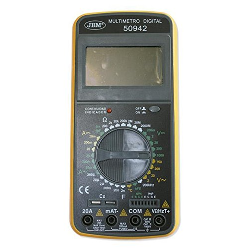 JBM 50942 Multímetro Digital