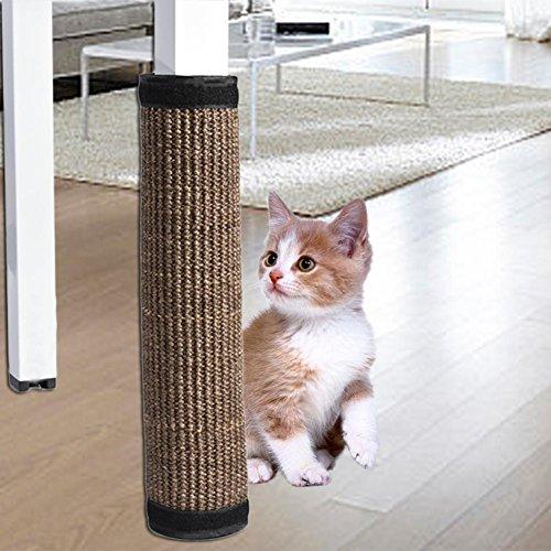 Welltobuy Pet Cat scratch Board tappetino per proteggere da tavolo sedia divano mobili Pet Cat scratch Borad Pet Toys