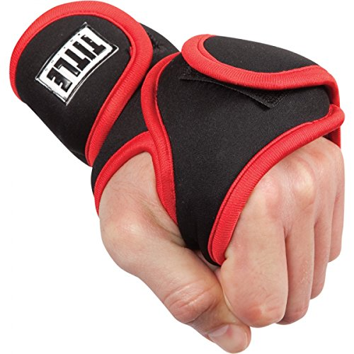 Title Boxing Deluxe Weighted Gloves, 1.5 lb