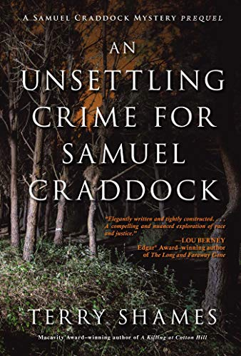 Image of An Unsettling Crime for Samuel Craddock: A Samuel Craddock Mystery (Samuel Craddock Mysteries)