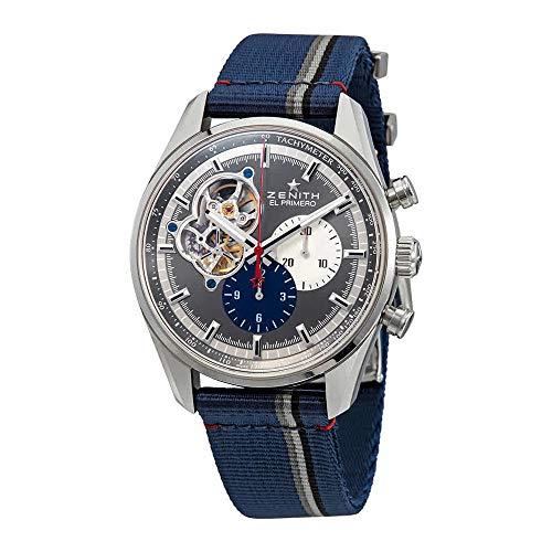 Zenith El Primero Chronomaster, orologio automatico a cuore aperto,...