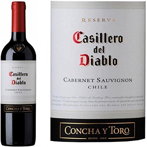 Casillero del Diablo Cabernet Sauvignon Rotwein Chile