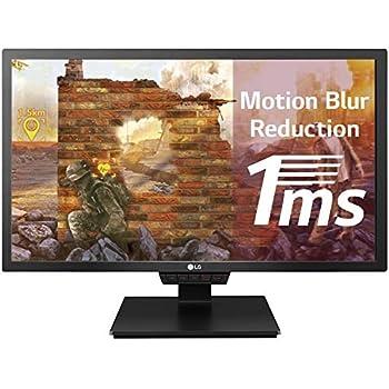 LG 24GM77-B - Monitor Bundle LED TN, 144Hz (importado), 60,9 cm ...