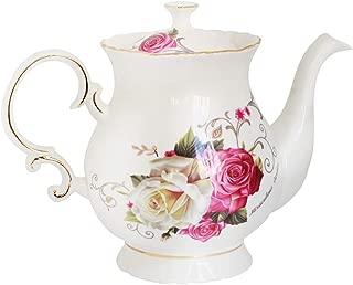 Best ceramic flower teapot Reviews