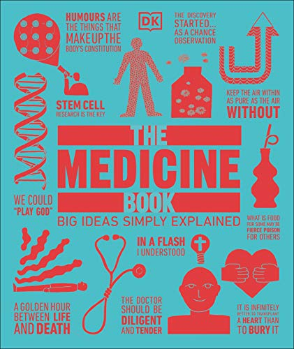 The Medicine Book (Big Ideas)