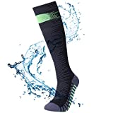 WATERFLY Wasserdichte Socken Damen und Herren, Kaltes Wetter Knielange Socken für Outdoor-Aktivitäten Sport Trekking Wandern Camping Angeln Unisex