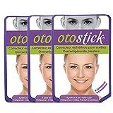 Otostick PACK-3 | Correcteur cosmétique pour oreilles séparées | Contient 24 correcteurs | A partir de 3 ans.