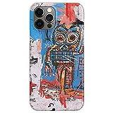Funda de teléfono personalizada compatible con Jean Samsung Expressionism iPhone for 12/11 Real Pro Child Max Radiant 12 Mini Boom SE Basquiat X/XS Neo Max Abstract XR Samo Michel 8 7 6 6s Plus TPU