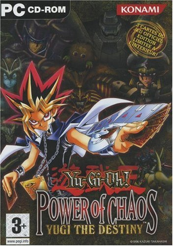 Yu-Gi-Oh! Power of Chaos: Yugi the Destiny [FR Import]