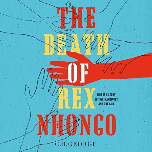 The Death of Rex Nhongo cover art