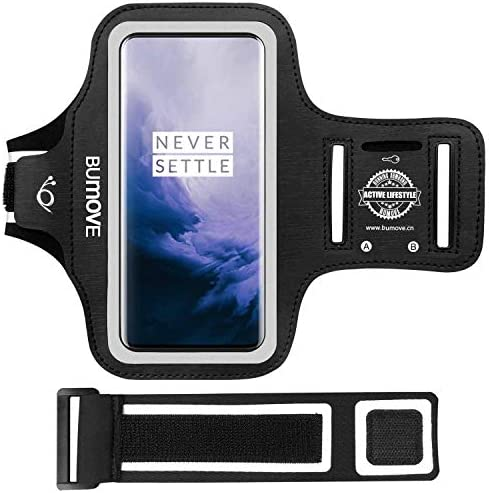 OnePlus 8 Pro 7 Pro Razer Phone 2 Armband BUMOVE Gym Running Workouts Sports Phone Arm Band product image