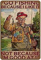レトロおかしい金属錫サイン8 x 12インチ(20 * 30 cm)コーヒーデザートお茶アルコールブリキ看板警告通知パブクラブカフェホームレストラン壁の装飾アートサインポスター(shj-1-42)
