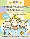 Primeras Palabras Para Aprender A Leer Español Ruso Niños. My 300 First Word Colorful Cartoon Picture Diccionario: Montessori. Ejercicios para ... del niño y prepararlo para la lectura