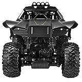 QIXIAOCYB RC Coche 1:12 Stunt Buggy Desert Bigfoot Crawler Drift Car 2.4GHz Control de Radio Radio de Alta Velocidad Racing 4wd Coche eléctrico Fuera de Carretera for niños de 8 a 12 años de Juguete