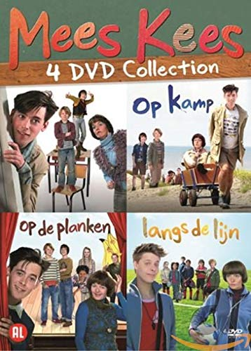 Mees Kees 1-4 Box (DVD) 2017