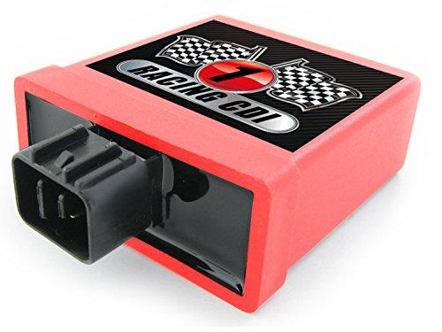 Offene Tuning Racing CDI kompatibel mit Yamaha Aerox 50 ab 2003 (2-Takt) MBK Nitro