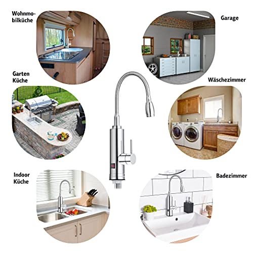 hogart Calentadores eléctricos