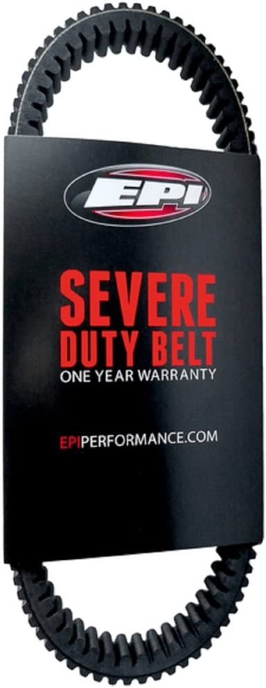 EPI Severe Duty CVT Belt for 25% OFF All items in the store Can-Am Max XT STD 4x 1000 Commander