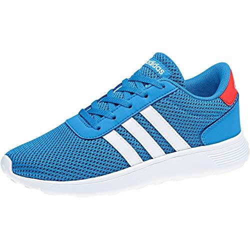 adidas Lite Racer, Zapatillas de Running Unisex Niños, Azul (Brblue/Ftwwht/Hirere 000), 40 EU