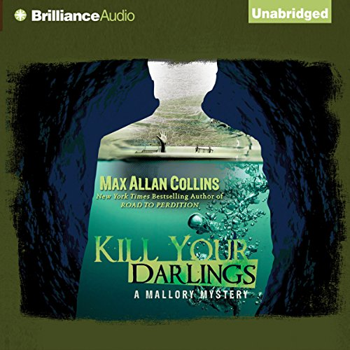 Kill Your Darlings audiobook cover art
