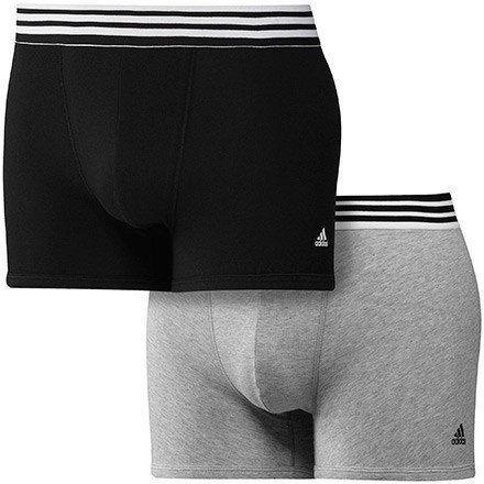 ESS BOXER PACK2 Boxer Homme Adidas - S