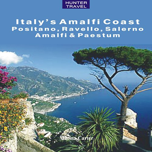 Italy's Amalfi Coast audiobook cover art
