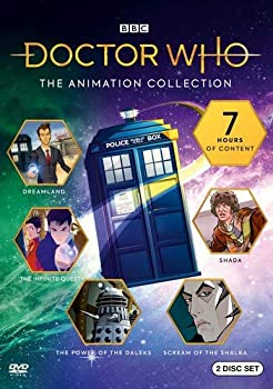 Doctor Who  The Animated Collection  DVD