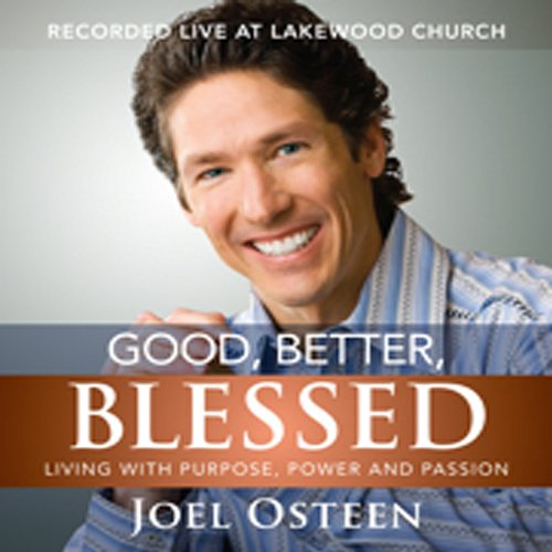 Good, Better, Blessed audiobook cover art