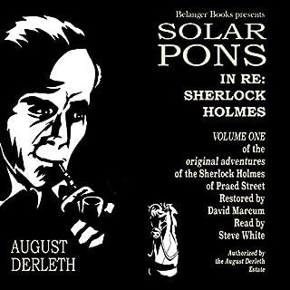 In Re: Sherlock Holmes audiobook cover art