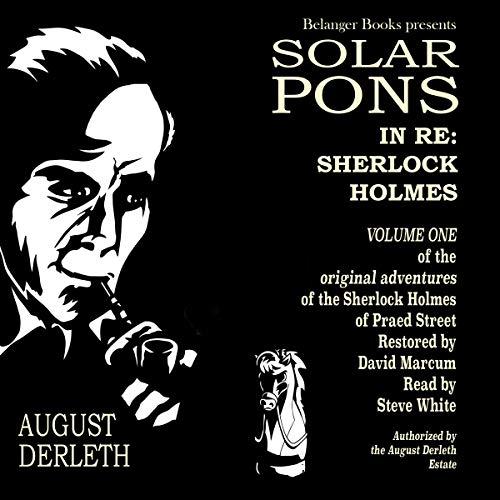 Couverture de In Re: Sherlock Holmes