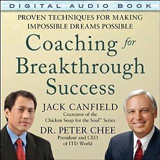 Coaching for Breakthrough Success cover art