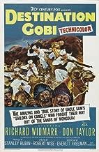 Destination Gobi POSTER Movie (27 x 40 Inches - 69cm x 102cm) (1953)