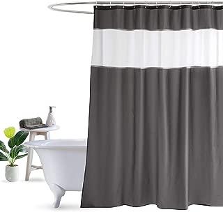 Best color stitch shower curtain Reviews