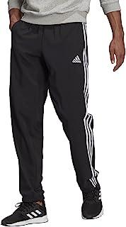 adidas Men's Aeroready Essentials Elastic Cuff 3-Stripes Pants